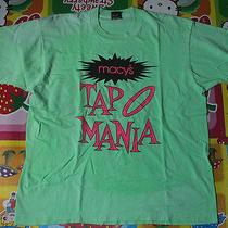 Vintage Macy Tapo Mania T-Shirt 50/50 Walmart Amazon Best Buy Photo