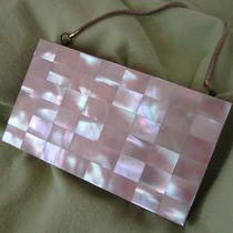 Vintage Marhill Mother of Pearl Evening Bag Photo