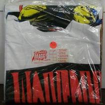 Vintage Marvel Large T-Shirt 1994 Wolverine Comic Images New in Bag Photo