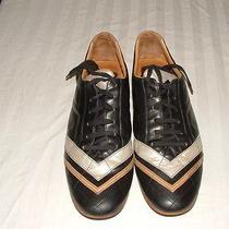 Vintage Men's Bally Casual Athletic Sneakers Baleno Switzerland Sz 10 D Rare Photo