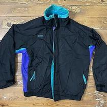 Vintage Men's Columbia Sportswear Bugaboo Puffer Jacket Ski Snow Coat Tall Xl Photo