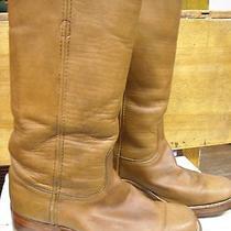 Vintage Men's Frye Bootsclassic Stylegently Worn Photo