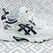 Vintage Mens Asics Gel-110 Tr Running Athletic Shoes Sneakers Size 9 Sl350 Blue Photo