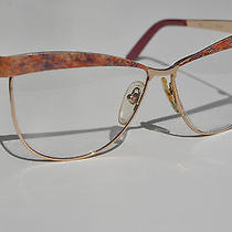 Vintage Missoni 60-13 135 Impressionist Detail Combi Sun/eyeglasses Frame New Photo