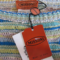 Vintage Missoni Knitted Jumper Photo