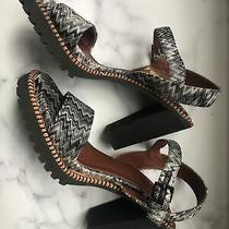 Vintage Missoni Womens Heels Shoes Sz 38 Photo