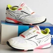 Vintage Mizuno Rct Racer Tp Deadstock 90s 80s Rare Bball Asics Nike Running Photo