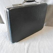 Vintage Modern Retro American Tourister Black Hardshell Briefcase Attache Photo