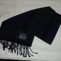 Vintage Monsieur Givenchy Acrylic Scarf Made in Italy Photo