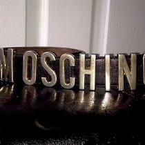 Vintage Moschino Belt Photo