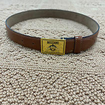 Vintage Moschino Belt Size 38/xs  Photo