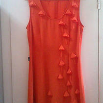 Vintage Moschino Dress M 6 8 Designer Rare Photo
