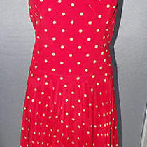Vintage Moschino Polka Dot Dress Photo