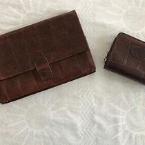 Vintage Mulberry Leather
