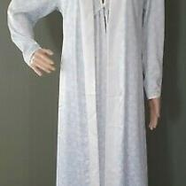 Vintage Natori Saks Fifth Ave Nightgown and Robe Set Lingerie  Photo