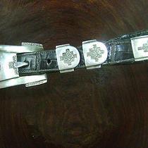 Vintage Navajo Sterling Silver