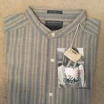 Vintage New Mossimo Registered No. 1551068 Long Sleeve Button Down Xl Shirt  Photo