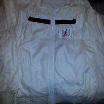 Vintage Nike Jordan Iv 1989 Jacket White Photo