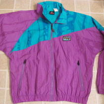 Vintage Nike Mens Retro Water Aqua Gear Swim Swimming Team Zipper 80's Jacket-M Photo