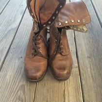 Vintage Nine West 90s Grunge Boots Photo
