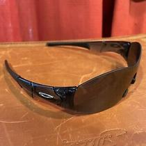Vintage Oakley Zero Sunglasses - Black/grey Lenses - Fantastic Condition Photo