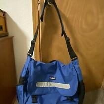 Vintage Patagonia Messenger Bag Shoulder. Bag Laptop Bag Blue  Photo