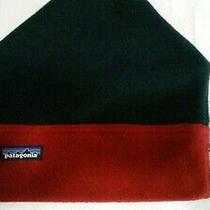 Vintage Patagonia Navy Hat Synch Fleece Alpine Size Sm/med Photo