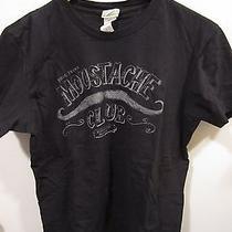Vintage Paul Frank Moustache Club T-Shirt Skater Punk Rock Hipster Mustache Hair Photo