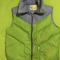 Vintage Penfield Trailwear Vest Green Light Blue M Urban Outfitters Patagonia Photo