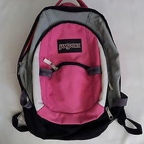 Vintage Pink Jansport Backpack  Photo