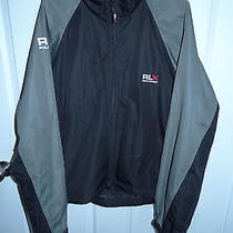 Vintage Polo Sport Ralph Lauren Rlx Mens  Hiking Biking Golf Jacket Size Xl Photo