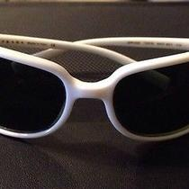 Vintage Prada Sunglasses Spr 05e White Photo
