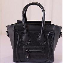 Vintage Pu Leather Shoulder Bag Handbag Tote Purse Messenger Bag Hobo Satchel Photo