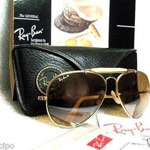 Vintage Ray-Ban b&l Aviator