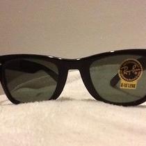 Vintage Rayban Sunglasses - New in Box Photo