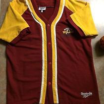 Vintage Reebok Redskins Jersey  Photo