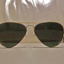 Vintage Restored Ray Ban Aviator Sunglasses Photo