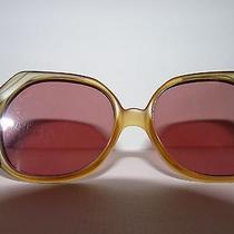 Vintage Retro  Christian Dior 2035  Sunglasses/ Eyeglasses Photo
