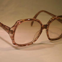 Vintage Rodenstock Candela Palet 135mm Brown Women's Eyeglasses Frames Hipster  Photo