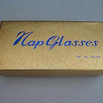 Vintage Sakura Nap Bed Glasses Prism 1950s in Box Great Cond Vhtf Rare Photo