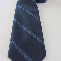 Vintage Santa Fe Railroad Railway Tie Necktie by Givenchy Gentlemen Paris-Vogue Photo