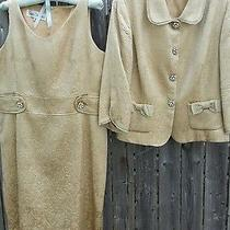 Vintage Sara Campbell Dress Set Photo