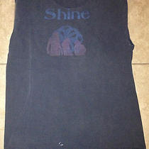 Vintage Shine Tank Top- Wino- Spirit Caravan Grunge Photo