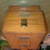 Vintage Shoe Shine Box Photo