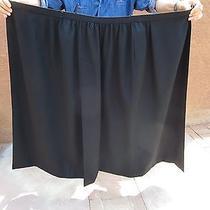 Vintage Skirt Cloak Cape Yves Saint Laurent Rive Gauche Paris France S 36  Photo