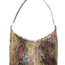 Vintage Snakeskin Purse Python Bag Snake Handbag Reptile Tote Moskowitz Mint Photo