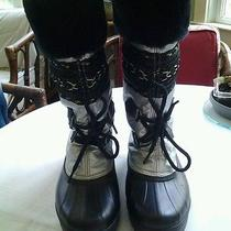 Vintage Sorel Water-Proof Boots.  Photo