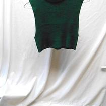 Vintage Specialty House Green Turtleneck Acrylic Dickie Photo