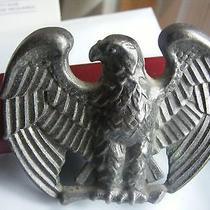 Vintage Style  Avon Eagle Belt Buckle - Patriotic Photo