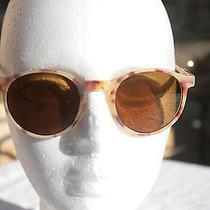 Vintage Sun/glasses Keyhole Gatsby Tortoise Shell Dolabany Frames Havana Vgc Photo